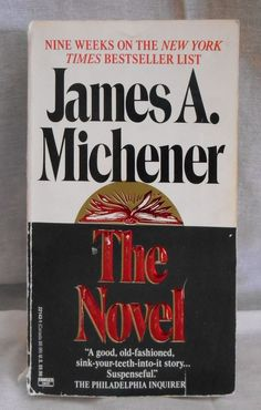 The Novel by James A Michener (1992, Paperback)