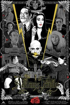 THE ADDAMS FAMILY DESIGN 2