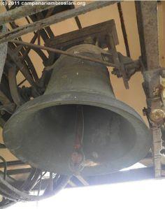 la prima campana del campanile di robecco s n