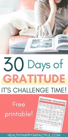 It's time for the 30 day gratitude challenge! Are you in?! Get these awesome grateful challenge ideas and elevate your joy today. What are you thankful for? #gratefulheart #kindnesschallenge #actsofkindness #thankfulness #howtobehappy Understanding Emotions, Building Self Esteem, Supportive Friends, Challenge Ideas, Thing 1, Hard Workout, Practice Gratitude, Emotional Healing, Kids Health