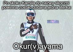Ski Jumping, Sapporo, Skiing, Lol, Baseball Cards, Memes, Funny, Sports, Ski