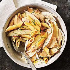 Perfect Pasta Salad Recipes: Tuna-Fennel Pasta Salad | CookingLight.com