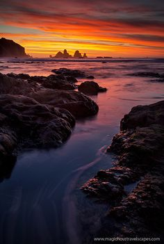West Coast Fire by Kah Kit Yoong on 500px Some of the amazing light we have witnessed on a private workshop around the south island of New Zealand this month.