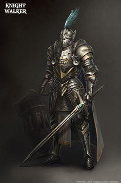 m Paladin lvl Plate Armor Helm Cloak Sword Underdark fantasy artstation Fantasy Armor, Medieval Fantasy, Armor Concept, Concept Art, Character Concept, Character Art, Pathfinder Character, Armadura Medieval, Ange Demon