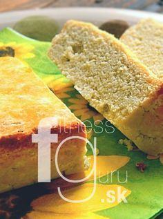 Paleo chlieb z kokosovej múky