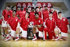 The IU Hoosiers are the 2013 B1G Regular Season Champions outright!!! WOOT!!