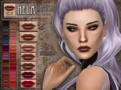 RemusSirion's HeLa Lipstick