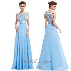 Light blue evening dresses for matric ball / matric farewell in Cape Town - Bridal Lane ♥