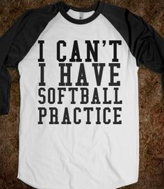 More training for softball please!!!!!