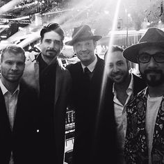 Backstreet Boys, Brian Littrell, Kevin Richardson, New Profile Pic, Donnie Wahlberg, Nick Carter, Happy Sunday, Embedded Image Permalink, Boy Bands
