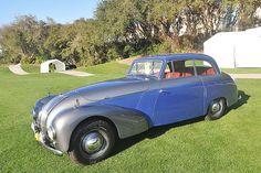 Allard model P1 - 1949/1953