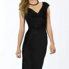 Lauren Ralph Lauren Faux Wrap Dress