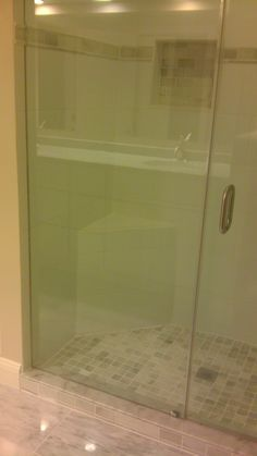 Master Shower!