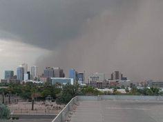 Downtown Phoenix, August 26, 2013. Satyama Hapatra