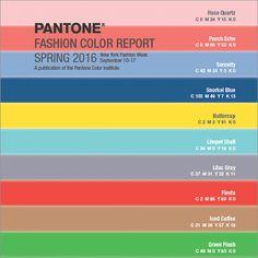 デザインやイラストに取り入れたい!2016年のトレンドカラーはやさしい色、春の10色も素敵なカラーが揃ってる! | コリス