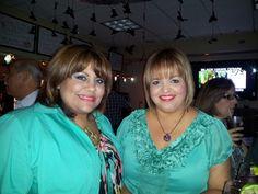 Mi amiga del alma, confidente, consejera, cómplice mi hermana espiritual. La que siempre está para mi y mis hijos.