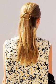 Here's the Best Hair of Fashion Month