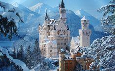 Castillo de Neuschwanstein. Alemania