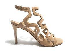 Guess  Cyarra, Damen Pumps beige beige 39 EU, beige - beige - Größe: 40 EU - Sandalen für frauen (*Partner-Link)