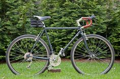 Surly Cross Check on Europe Bike Tour