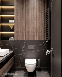 Bathroom Design Luxury, Modern Bathroom Decor, Rustic Bathrooms, Bathroom Design Small, Bathroom Ideas, Toilet Tiles Design, Small Toilet Design, Modern Toilet Design, Small Toilet Room