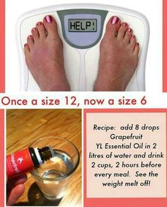 Oils and weightloss