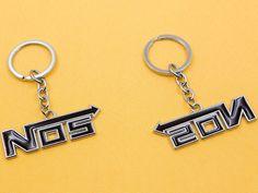 Black NO5 Styling Keychains Key Rings Creative Birthday Gift Key Chains Innovate Souvenir Gadget Key Ring Metal Keyrings