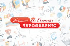 Human Infographic Bundle