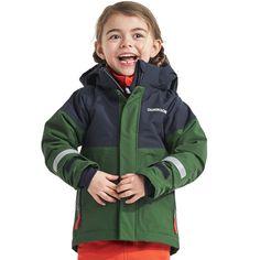 Didriksons Lun Kids Jacket | Leaf Green – Sportbaby