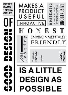 Catarina Vasconcelos — 'Manifesto de Design'; 2014.