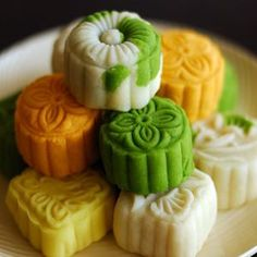 How To Make Mooncake » Delicious Chinese Mooncake Recipe