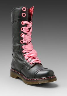 Awesome Doc Martens <3 idea for motorcycle boots