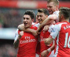 Full-time: @Arsenal 4-1 Liverpool #AFCvLFC