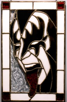 A local abstract artist has tossed the paint brush and canvas aside and is now expressing his unique style on stained glass windows. Stained Glass Suncatchers, Stained Glass Art, Mosaic Art, Mosaic Glass, Mosaics, Diy And Crafts, Arts And Crafts, Star Wars, Kiss Band