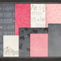 Swalk Papers by DaydreamersDesigns