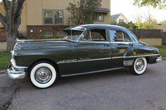 1951 Pontiac Eight for Sale