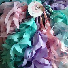 Tassel garland| Curly tassel garland| Pastels| Republic Of Party