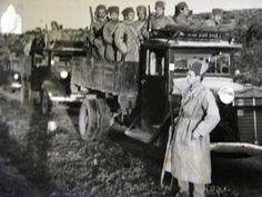 אנשי פלוגות השדה ששמרו בזמן העליה על הקרקע 1