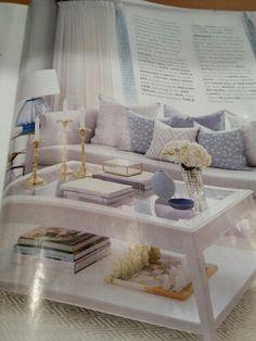 Spaces, Table, Furniture, Home Decor, Decoration Home, Room Decor, Tables, Home Furnishings, Home Interior Design