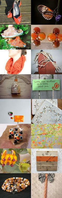 Fabulous Foxy Finds by Janet Halbach Loewen on Etsy--Pinned with TreasuryPin.com