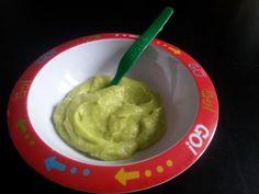 Avocado-Zucchini Brei Ab 5 Monate geeignet (6. Lebensmonat)