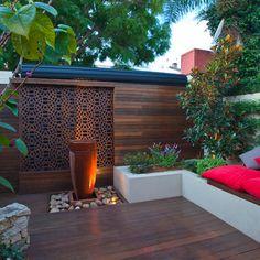 Backgarden deck