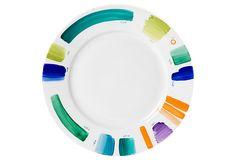 Dinner Plate, Collection C on OneKingsLane.com