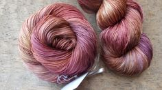 Midnight in the Garden  Silk Heavy Lace Yarn by sericin on Etsy