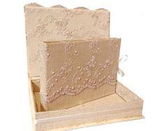 Caderno Artesanal Modelo Casamento 1