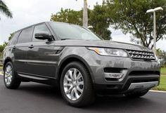 2015 Land Rover Range Rover Sport West Palm Beach, FL #landroverpalmbeach #landrover #rangerover http://www.landroverpalmbeach.com/