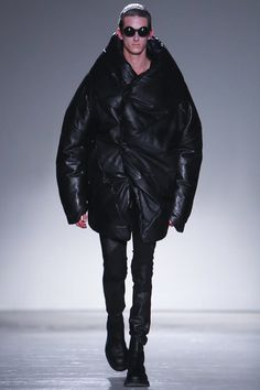 Julius Menswear Fall Winter 2015 Paris