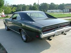 1969 Dodge Charger #Cars #Speed #HotRod