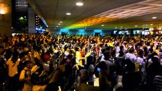 ワイがおるw 2014/10/25 阪神タイガース 高架下2次会 #hanshin #tigers #阪神タイガース