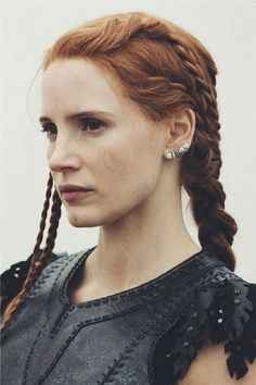 Jessica Chastain, Beautiful Redhead, Beautiful People, Beautiful Women, Nagellack Trends, Girl Crushes, Redheads, Red Hair, Hair Makeup